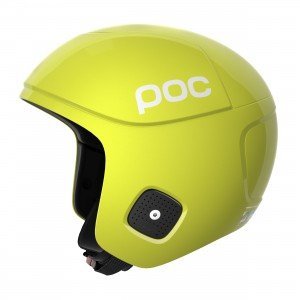 POC Skull Orbic X Spin Hexane Yellow