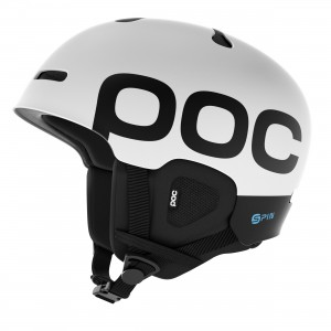 POC Auric Cut Backcountry Spin Hydrogen White