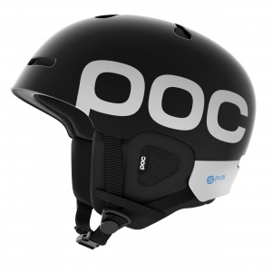 POC Auric Cut Backcountry Spin Uranium Black