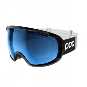 POC Fovea Clarity Comp Uranium Black/Blue