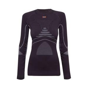X-Bionic Energy Accumulator Evolution Woman Shirt Grey