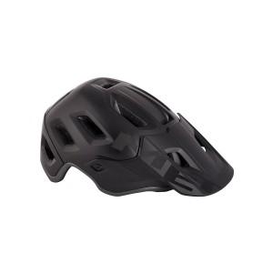 Kask rowerowy Met Roam czarny
