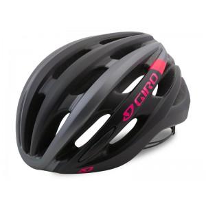 Giro Saga Matte Black Pink