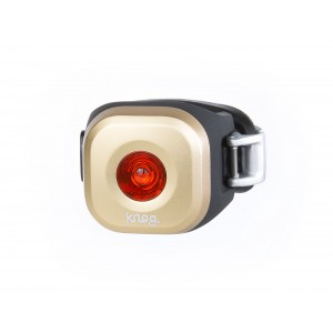 Knog Blinder Mini Dot rear brass