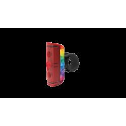 Knog Pop R rear rainbow
