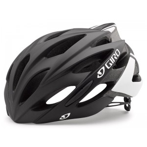 Giro Savant Matte Black White