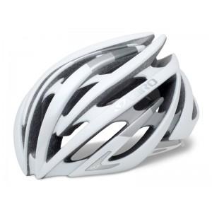 Giro Aeon Matte  White Silver