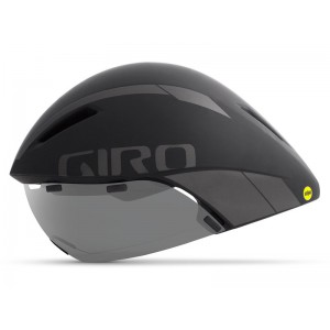 Giro Aerohead Mips Matte Black Titanium