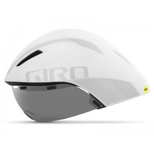 Giro Aerohead Mips Matte White Silver
