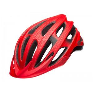 Bell Drifter Matte Gloss Red Black