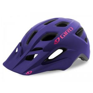 Kask rowerowy Giro Tremor Fioletowy