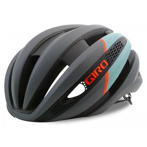 Giro Synthe Mips Matte Charcoal Frost