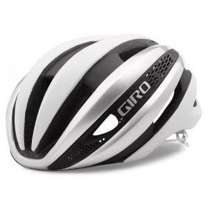 Giro Synthe Matte White Silver