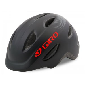 Giro Scamp Matte Black