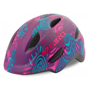 Giro Scamp Matte Purple Blossom
