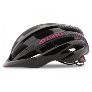 Kask rowerowy Giro Vasona Czarny Floral