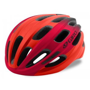 Giro Isode Matte Red Black