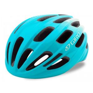 Kask rowerowy Giro Isode błękitno biały