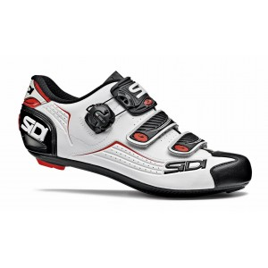 Sidi Alba White Black Red