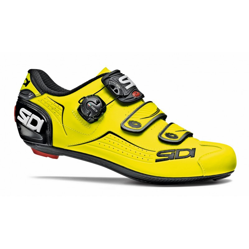 Sidi Alba Yellow Black