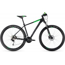 Cube Aim SL 27.5 Black´n´Flashgreen 2018