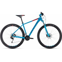 Cube Aim SL 27.5 Blue´n´Red 2018