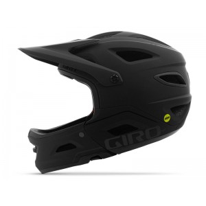 Giro Switchblade Mips Matte Black Gloss Black