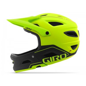 Giro Switchblade Mips Matte Lime Black