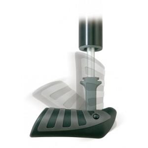 Topeak PEAK DX II BLACK  - rozkładana rączka