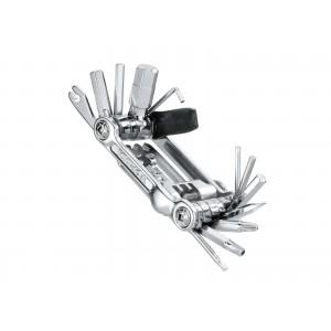 Topeak Mini 20 Pro Silver - Zestaw 20 Narzędzi