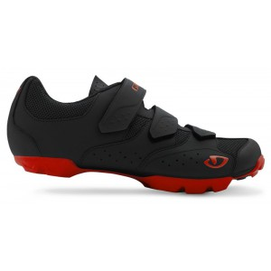 Giro Carbide R II Black Red