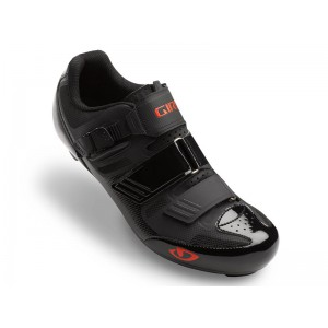 GIRO Apeckx II HV Black Bright Red