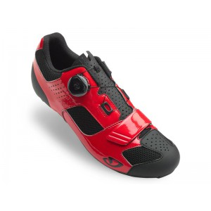 Giro Trans Boa Bright Red Black