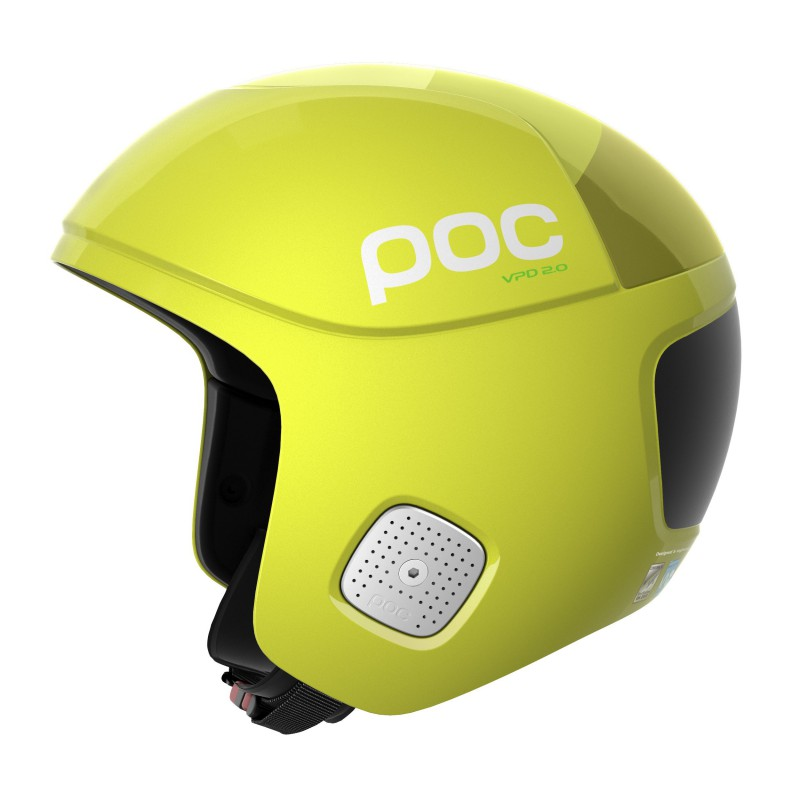 POC Skull Orbic Comp Spin Hexane Yellow