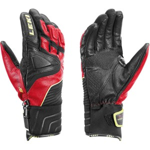 LEKI Race Slide S Black/Red