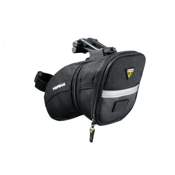 Topeak Aero Wedge Pack w/Fixer F25 Medium