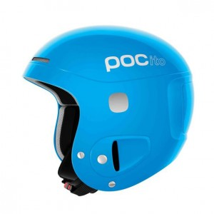PPOC POCito Skull Fluorescent Blue