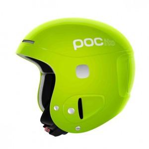 POC POCito Skull Fluorescent Lime Green