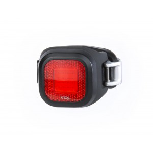 Knog Blinder Mini Chippy tył czarny