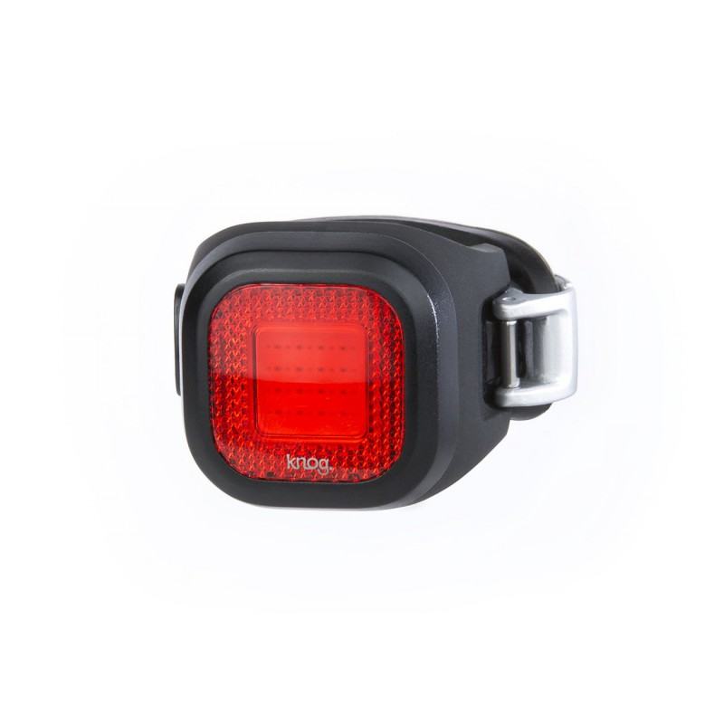 Knog Blinder Mini Chippy rear black