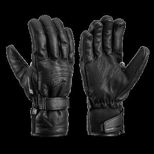 Leki Fusion S Mf Touch Black