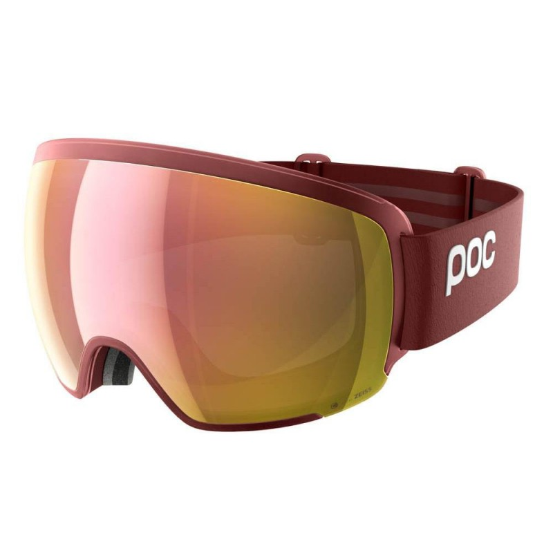 POC Orb Clarity Lactose Red