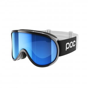POC Retina Clarity Comp Uranium Black / Spektris Blue