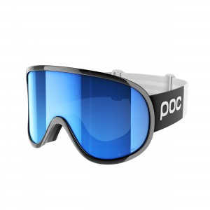 POC Retina Big Clarity Comp Uranium Black / Spektris Blue