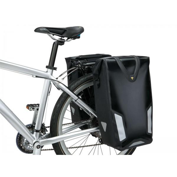Topeak Pannier DryBag DX Black- Sakwa rowerowa