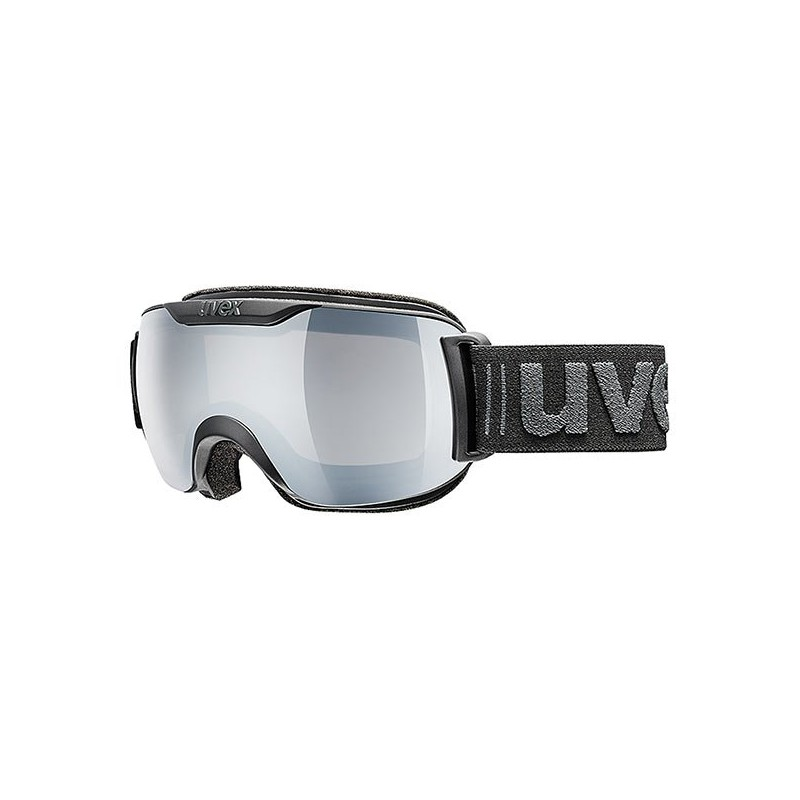 Uvex Downhill 2000 S LM Black Mat