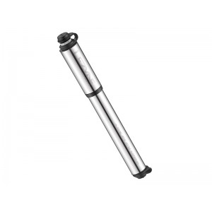 Lezyne Lite Drive HP S ABS 160 psi 180 mm silver