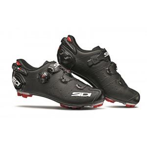 Buty rowerowe Sidi MTB Drako 2 SRS Carbon Czarny Matt + eBon 140