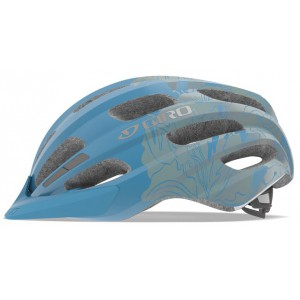 Kask rowerowy Giro Register Ice Blue Floral