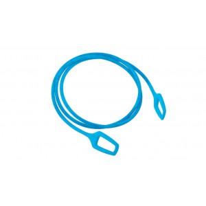 Knog Ringmaster 1.2 blue + Hardcase Padlock